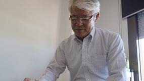 Fotografia de Entrevista a Koki Hosoya, director de Fujisakura, distribuidores de máquinas 'Supercooling'