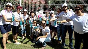 Foto de Rehau colabora con el proyecto solidario Auara en acciones de abastecimiento de agua potable a países en desarrollo