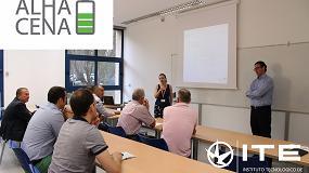 Picture of El ITE acoge una reunión de seguimiento del proyecto ALHACeNA