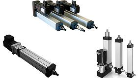 Foto de Gimatic Spain presenta la gama de actuadores lineales Mech Line de AutomationWare