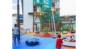 Foto de Icolandia instala un parque infantil para Dock39 en el Centro Comercial Bonaire, en Valencia