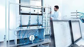 Picture of Köttermann renueva el laboratorio de certificación de ensayos en fábrica