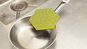 Foto de 3M presenta una nueva generación de fibras de mano para limpieza de utensilios de cocina