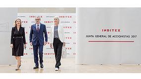 """Foto de Pablo Isla destaca el """"crecimiento sólido, sostenible e integrado"""" como claves del futuro de Inditex"""