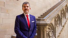 Foto de Albert Barberà, nuevo director general de Investigación e Innovación en Salud