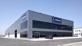 Foto de Cortizo invierte 2 millones de euros en la renovación de su centro logístico de Zamora