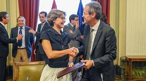 Picture of CaixaBank y el MAPAMA firman un acuerdo para impulsar la competitividad del sector agrario, pesquero y alimentario