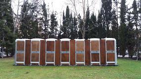 Fotografia de Aespe trabaja para consolidar el sector del saneamiento portátil