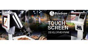 Fotografia de Giropès distribuye las nuevas balanzas con pantalla táctil de Baxtran
