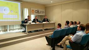 Picture of Aiju crece un 6% y alcanza los 60.284 servicios tecnológicos prestados a empresas en 2016