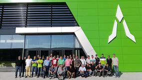 Fotografia de Concesionarios españoles de Deutz-Fahr reciben formación de producto en la nueva fábrica de Lauingen