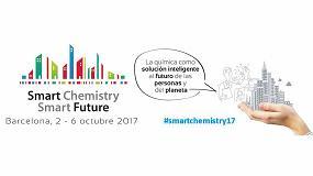 Foto de Smart Chemistry Smart Future hace público el programa de eventos de Expoquimia 2017