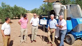 Foto de El Ifapa obtiene los primeros resultados de su investigación sobre eficiencia del uso de agua en el cultivo mixto cebada-olivar