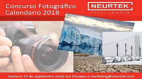 Foto de Neurtek convoca un concurso fotográfico para su calendario de 2018
