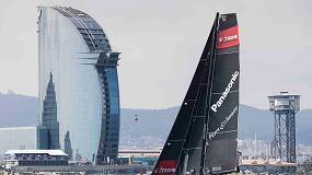 Picture of Factorenergia, patrocinador oficial del equipo local en las Extreme Sailing Series de Barcelona