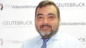 Picture of Juan José López Cámara, nuevo Key Account Manager en F.F. Videosistemas & Geütebruck