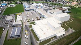 Foto de Entra en funcionamiento el nuevo centro logístico de Geberit