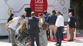 Foto de La casa accesible de Fundación Once cierra su segundo recorrido por España con más de 40.000 visitas