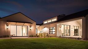Foto de Ensinger, eficiencia energética en sistemas de aluminio