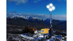 Foto de Atlas Copco amplía su gama de torres de iluminación con la HiLight V4W