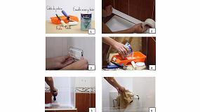 Foto de Cómo pintar los azulejos del baño con Bruguer