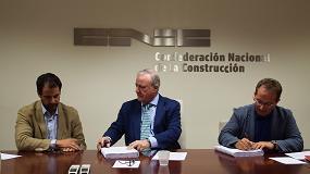 Foto de Firmado el VI Convenio General del Sector de la Construcción