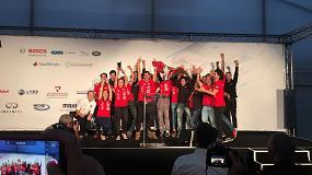 Foto de El FSB2017 de la ETSI de Bilbao logra la mejor posición de la historia en la competición