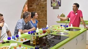 Foto de El Centro de Interpretación Olivar y Aceite acoge una cata con maridaje de la campaña 'Úbeda y Baeza 10'