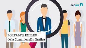 Foto de Neobis crea un portal de empleo en la comunicación gráfica