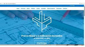 Picture of Cuenta atrás para la presentación de candidaturas al Premio Mapei a la Edificación Sostenible