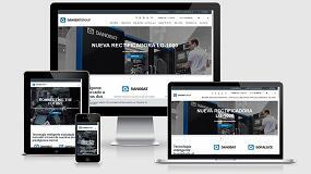 Foto de DanobatGroup lanza una nueva web más visual y dinámica