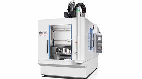 Foto de Los centros de mecanizado de alta producción Chiron no faltan a la EMO