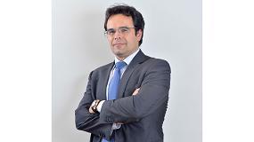 Foto de César Quevedo Galván, nuevo director general de Infraestructuras y Transporte de Sener