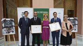 Foto de Entregado el XIX Premio Fertiberia