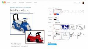 Foto de Incrementa la creatividad de los niños a través de la customización basada en la web e Impresión 3D