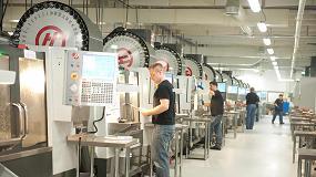 Foto de Proto Labs invertirá 4 M€ en sus instalaciones europeas