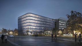 Foto de Schüco amplía su sede con un diseño de 3XN