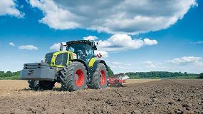 Foto de Claas mejora y aumenta su oferta de tractores