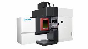 Foto de Okuma presenta sus máquinas súper multitarea y soluciones para fábricas inteligentes en EMO 2017
