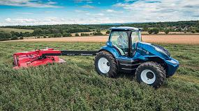 Foto de New Holland presenta en el Farm Progress Show un nuevo prototipo de su tractor a metano