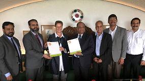 Foto de Bauma Conexpo India e Icema firman un acuerdo de colaboración