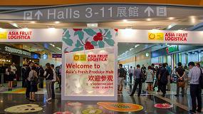 Foto de Empieza la cuenta atrás para Asia Fruit Logistica 2017