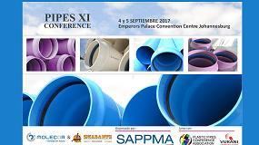 Foto de Molecor estará presente en Pipes XI en Sudáfrica