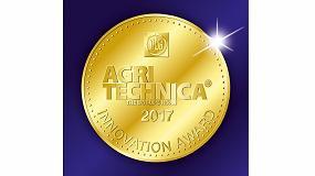 Foto de Más de 300 innovaciones se presentan en Agritechnica 2017