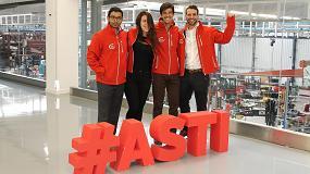 Foto de Alumnos de Insead colaboran en un proyecto estratégico de crecimiento de Asti Technologies Group