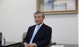 Foto de Entrevista a Yoshimaro Hanaki, presidente y consejero delegado de Okuma Corporation
