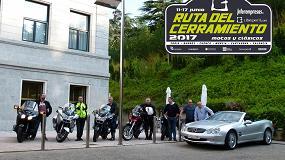 Foto de X Ruta del Cerramiento: moto y calor, combinación imperfecta