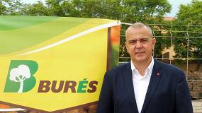 Foto de Xavier Giménez, nuevo director de Burés S.A.U.