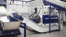 Foto de Micromat HP: alto rendimiento en la trituración de residuos plásticos y otros residuos