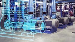 Foto de Siemens convertirá las plantas industriales en fábricas de datos con su gemelo digital